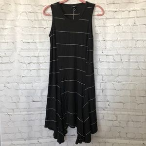 Mossimo Black and White Dress XS